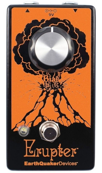 Erupter Fuzz Earthquaker Devices