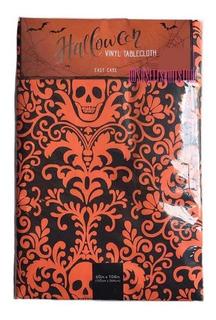 Mantel Para Halloween Skull 3 Diferentes Tamaños