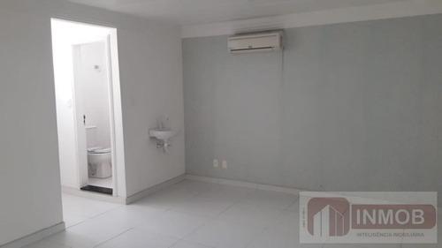 Sala Comercial Para Venda Em Taubaté, Centro, 5 Banheiros - Sa0019_1-1331093