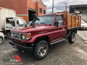 Toyota Land Cruiser Estacas 4.5 1996