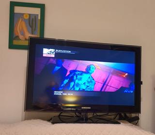 Tv Samsung Lcd 32¨ Cuotas Sin Interés - Palermo