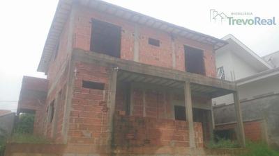 Casa Residencial À Venda, Condomínio Residencial Portal Do Jequitiba , Valinhos. - Ca1487