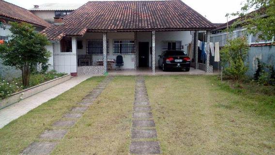 Casa Residencial À Venda, Vila Mirim, Praia Grande. - V1586