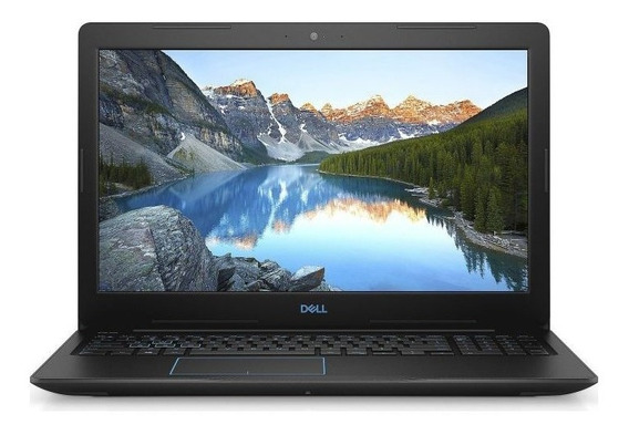 Notebook Dell G3 15 I5+8300h 8ram 16 Optane 1tb Hd