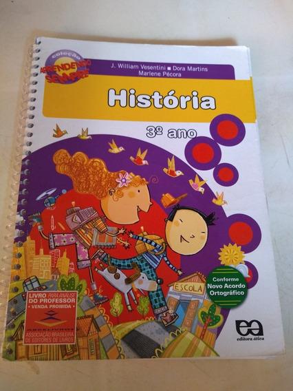 Colecao Aprendendo Sempre Historia 3o Ano