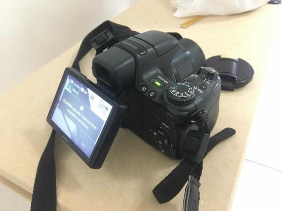 Câmera Sony Semi Profissional Dsc-hx1
