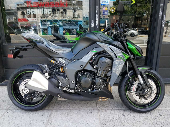 Kawasaki Z1000 R Abs 2020 Entrega Inmediata Cordasco Cycle