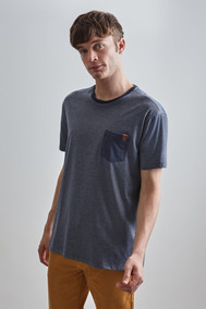Camiseta Pf Listra Bolso Reserva