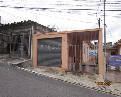 Imagem 1 de 8 de Casa Para Alugar No Cangaiba - Ca00330 - 69673779
