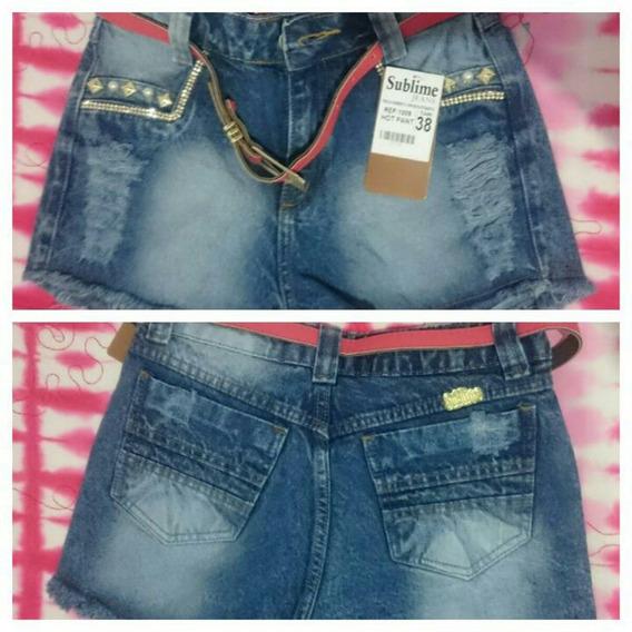 Bermuda Jeans + Sinto