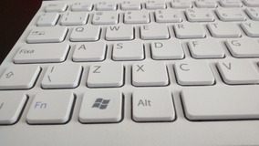 Teclas Avulsas Notebook Sony Vaio Branco Vpc Pcg Sve Svf Vpe