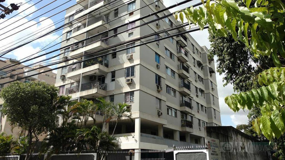 Apartamento Com 2 Dormitórios, 66 M² - Venda Por R$ 220.000,00 Ou Aluguel Por R$ 800,00/mês - Praça Seca - Rio De Janeiro/rj - Ap0343