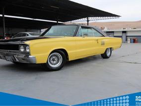Vehiculo De Coleccion Dodge Coronet 500 Coupe 1966