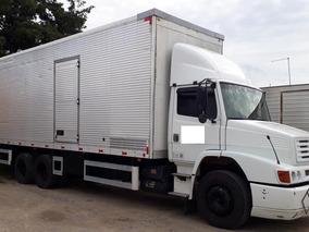 Mercedes Benz L1218 Truck Baú Parcelamos No Cartão Até 24x