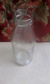 Botellas De Vidrio Tipo(yukery)de 250ml 20unidades X :
