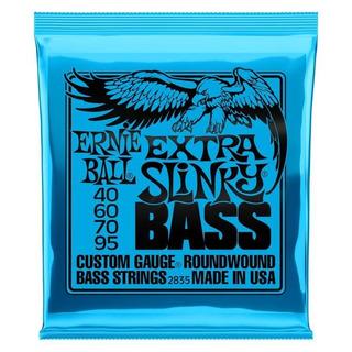 Encordado Ernie Ball 040 095 Bajo Electrico Extra Slinky