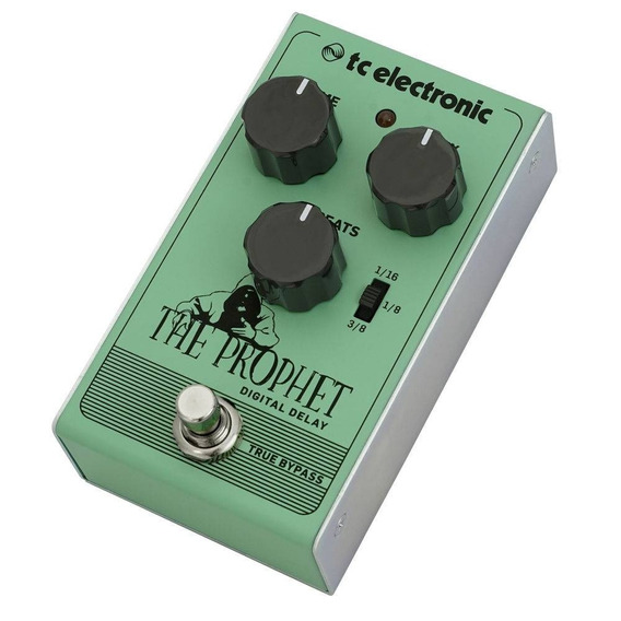 Pedal Tc Electronic The Prophet Digital Delay+ Frete Gratis
