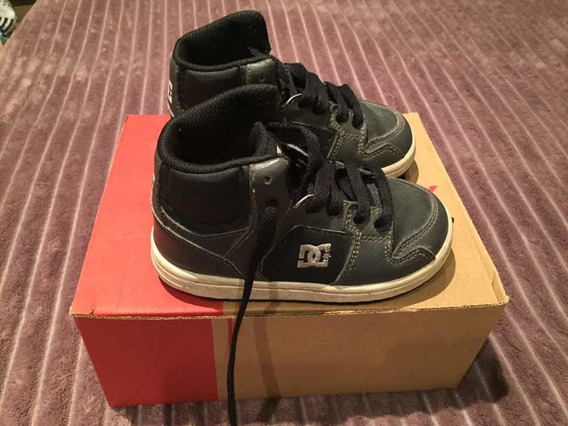 Zapatillas Marca Dc Importadas. Originales No 23. Como Nueva