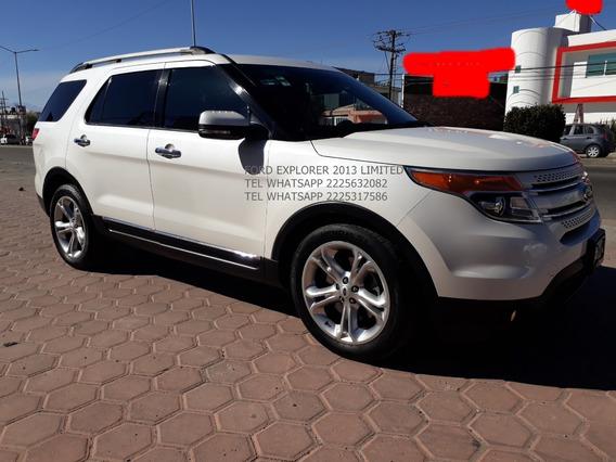 Ford Explorer 2013 Aut 6 Cil Oiel Q/c Limited Eng $ 57,000
