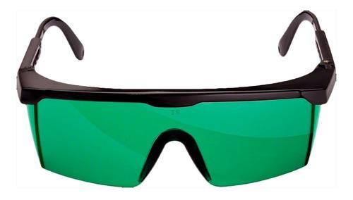 Imagen 1 de 8 de Lentes Gafas Anteojos Para Nivel Laser Bosch Verdes