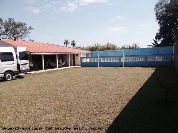 Chácara Para Venda Em Sorocaba, Araçoiaba, 4 Dormitórios, 4 Banheiros, 10 Vagas - 1048_1-710696