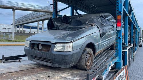 Imagem 1 de 1 de (08) Sucata Fiat Uno Fire 1.0 2012 (retirada Peças)