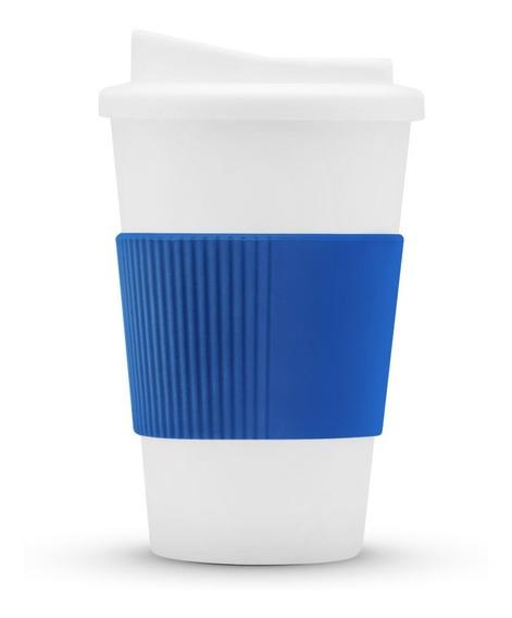 Vaso Térmico My Cup Gato Reutilizable Colores Bpa Free