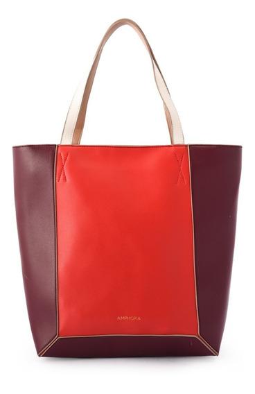 Amphora Cartera Ameli Tipo Dos Asas Shopping Bag