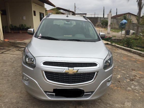 Chevrolet, Spin 2016, Aut 7 Lugares
