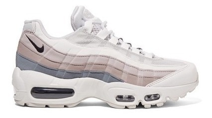 Nike Air Max 95 Suede, Mesh And Leather