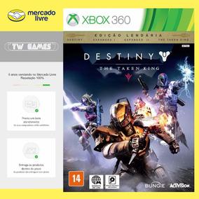 Destiny The Taken King Edição Lendária Digital Xbox 360