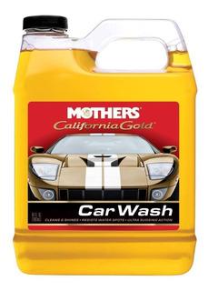 Shampoo Para Autos Mothers California Gold 32 Oz.