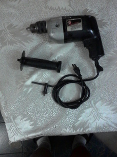 Taladro Black And Decker Con Broca De 1/2 No Percutor