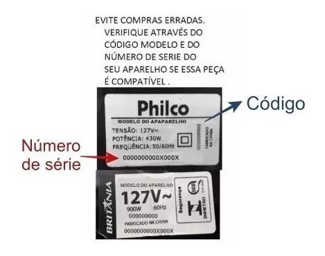 2 Filtrohepa Aspirador Philcoph1100 Rapidturbo Pas02v/c Orig
