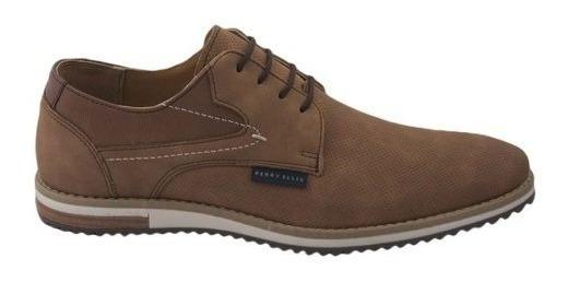 Zapato Casual Perry Ellis 1757 - 180195 Envio Gratis
