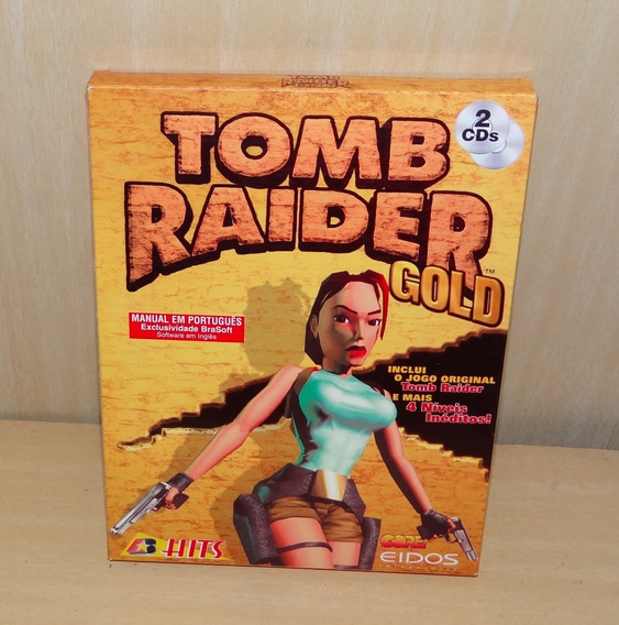 Tomb Raider Gold - Pc