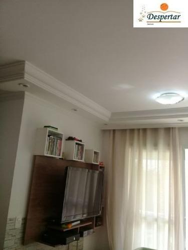 04474 -  Apartamento 3 Dorms. (1 Suíte), Pereira Barreto - São Paulo/sp - 4474