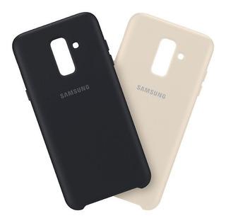 Funda Original Samsung Dual Layer J4 J6 J8 2018 A6 Plus