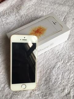 iPhone Se 64gb Gold - Semi-novo - Frete Grátis
