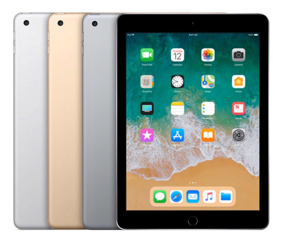 iPad 126gb 5 Geração