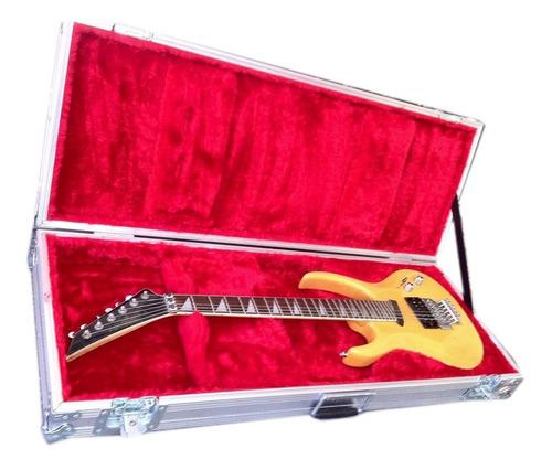 Imagem 1 de 2 de Flight Case Guitarra Stratocaster Telecaster Sg Les Paul Rg