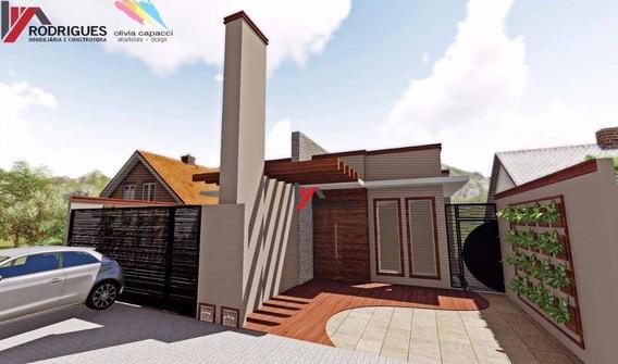 Casa Residencial À Venda, Jardim Maristela, Atibaia. - Ca0929
