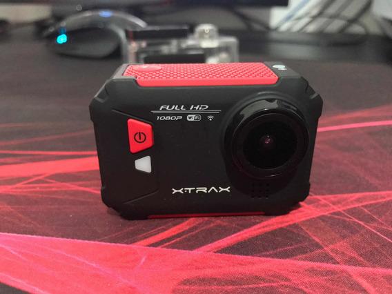 Câmera Xtrax Full Hd - Aprova Dágua