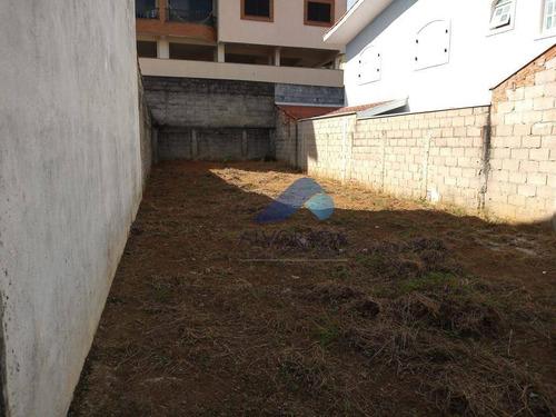 Imagem 1 de 2 de Terreno Para Alugar, 155 M² Por R$ 650,00/mês - Jardim Alvorada - São José Dos Campos/sp - Te0803