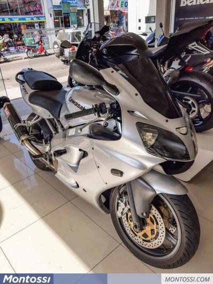 Kawasaki Zzr600 2007 Impecable!