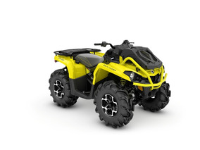 Quadriciclo Brp Can-am Outlander 570 Xmr - Novo