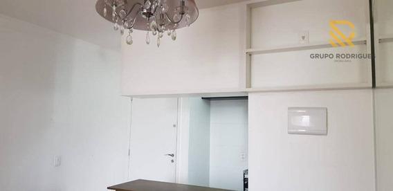 Apartamento Com 3 Dormitórios Para Alugar, 60 M² Por R$ 2.200/mês - Vila Maria - São Paulo - Ap0384