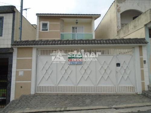 Imagem 1 de 22 de Venda Sobrado 3 Dormitórios Jardim Rosa De Franca Guarulhos R$ 750.000,00 - 33258v