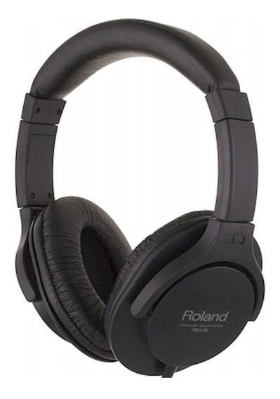 Fone de ouvido Roland RH-5 preto