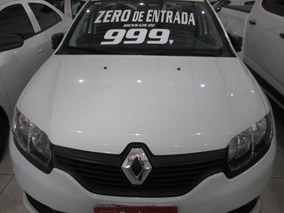 Renault Logan Flex Completo Trabalhe No Uber Select